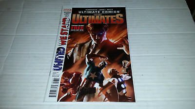 Ultimate Comics The Ultimates # 17 (2012, Marvel) 1st Print