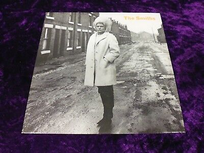 "THE SMITHS Heaven Knows I'm Miserable Now 1984 UK ROUGH TRADE 7"" RT156 NM"