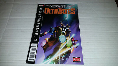 Ultimate Comics The Ultimates # 25 (2013, Marvel) 1st Print