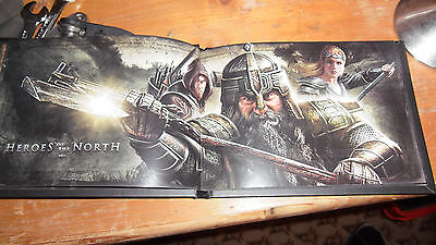 herr der ringe, lord of the rings , war in the north art book