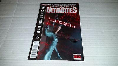 Ultimate Comics The Ultimates # 29 (2013, Marvel) 1st Print