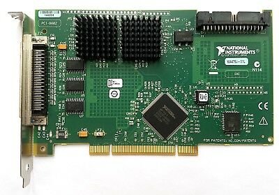 National Instruments NI PCI-6602 Counter Timer Card - Tested Working