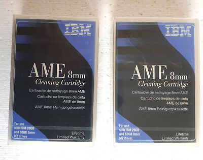 IBM , AME Cleaning Cartridge , 8mm, OVP