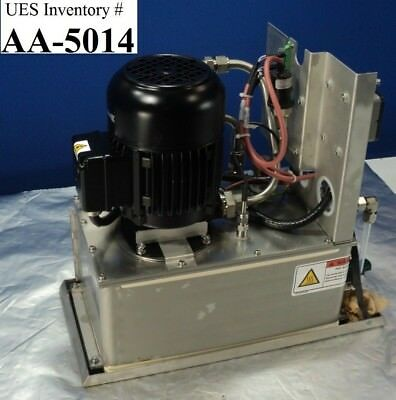 ASM Advanced Semiconductor Materials 2301555-01 TCU Pump Assembly As-Is