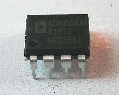 AD8055A 8pin DIP 300 MHz voltage feedback amplifiers ***QTY=10***