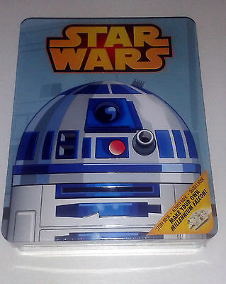 Star Wars :box: Story Book, Activity Book, Doodle Book & Press Out Falcon N/s