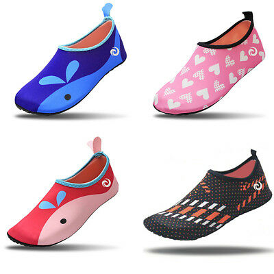 Kids Toddler Water Shoes, water socks for pool, beach, outdoors, flexible - SALE
