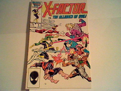 X - Factor (1St Series) # 5  (First Appearance Of Apocalyspe)