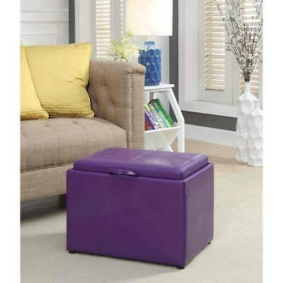 Miraculous Convenience Concepts Designs4Comfort Storage Ottoman Short Links Chair Design For Home Short Linksinfo