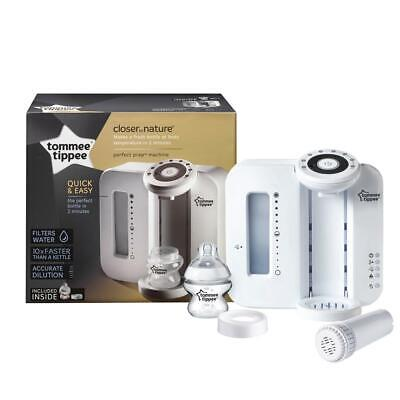 Tommee Tippee Closer To Nature Perfect Prep Machine Free Shipping!