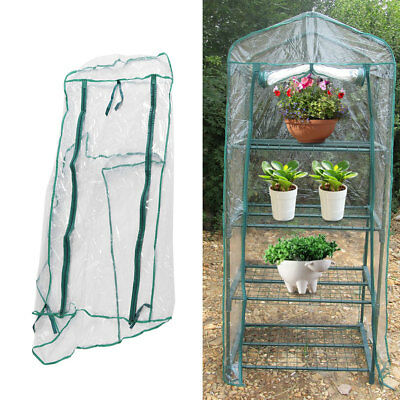 Garden Greenhouse Green Plant House Shed Storage Cover Garden Green House DY
