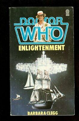 Doctor Who-Enlightenment (Doctor Who library) by Clegg, Barbara Paperback Book