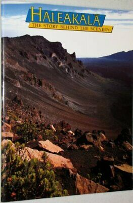 Haleakala: The Story behind the Scenery by DenDooven, Gweneth Reed Paperback The