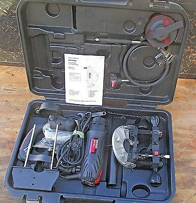 CRAFTSMAN &ALL-IN-ONE& CUTTING TOOL Set #183.172540 with ...