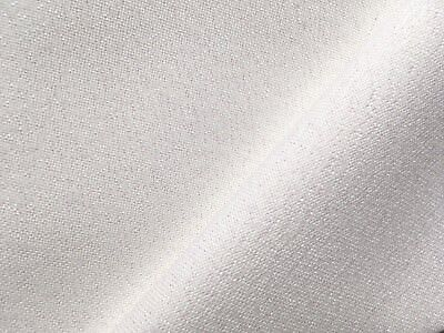 Snow / Pearl 28 count Brittney Lugana 50 x 68 cm even weave Zweigart fabric
