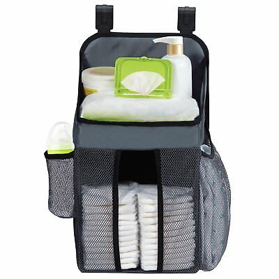 Hanging Diaper Organizers Fits all Crib Strollers Playards Nursery Storage