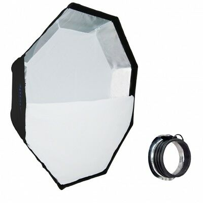 METTLE Easy-Setup Oktagon Octagon Softbox, Ø 120 cm für PROFOTO Studioblitz
