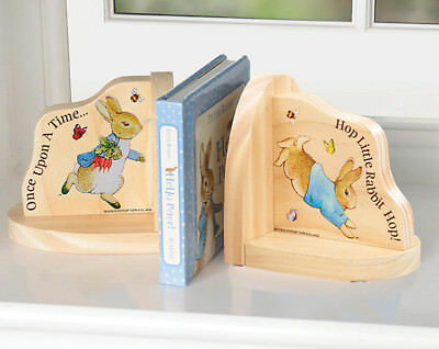 Beatrix Potter Peter Rabbit Bookends Baby Toddler Gift