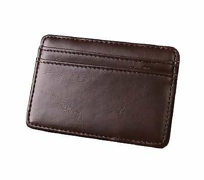 ducomi Magic Wallet in Real LeatherMagic Wallet Credit Card Holder