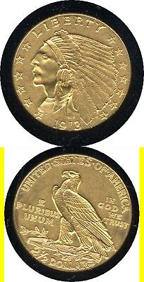 1913 $2.50 Gold Indian - Higher Jewelry Grade- No Reserve