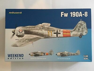 eduard Fw 190A-8 1/48 Weekend edition