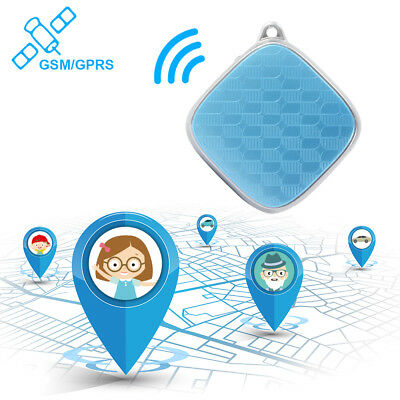 Waterproof Mini GPS Tracker Personal Real Time Tracking for Kid Elderly PS116