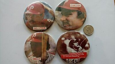 Vintage Phillies small pocket mirror