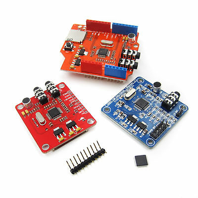 IC VS1053B VS1053 MP3 Music Shield Module TF/ SD Card Slot for Arduino UNO R3