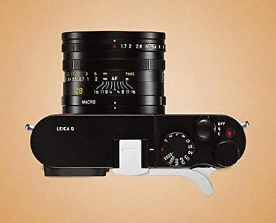 EWOOP Thumbs Up Grip Designed for Leica Q (Type 116) better balance & grip co...