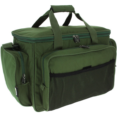 Q DOS Carp Fishing  Padded Carryall Tackle / Bait Bag Fully Insulated