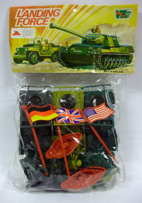 Vi.da.me Landing Force Wwii Toy Soldiers A