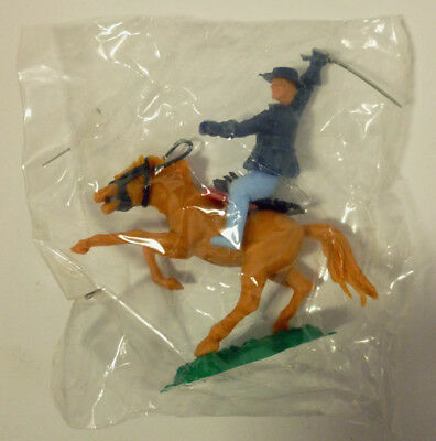 Cavalry - Civil War Toy Soldiers Mounted Type 4
