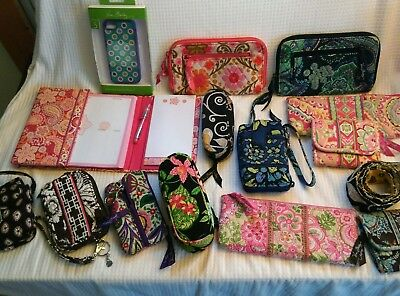 Vera Bradley-15 item miscellaneous lot! Great items!