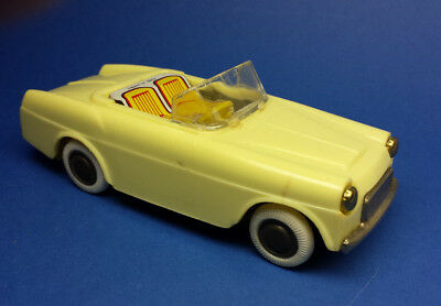 MG Midget Plastikmodell aus den 60ern, Made in Japan