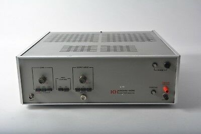 Krohn-Hite 7500 Wide Band Power Amplifier - 50-400HZ 400W
