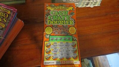 Kentucky Lottery Tickets (Double Sided Dollars, $10 each)