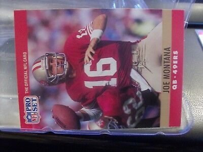 1990 Pro Set Football Card Singles #250 #499  (YOU PICK CARDS)