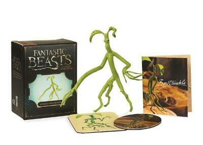Fantastic Beasts and Where to Find Them: Bendable Bowtruckle by Running Press Bo