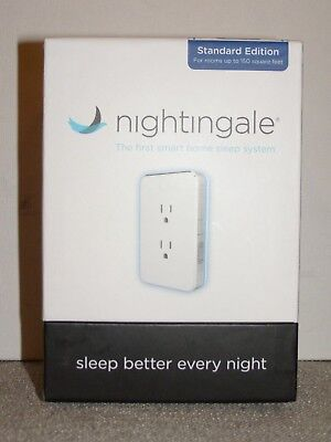 Nightingale Smart Home Sleep system Therapy Noise Masking - Single Pack