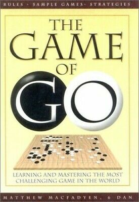 The Game of Go by Macfadyen, Matthew Paperback Book The Cheap Fast Free Post