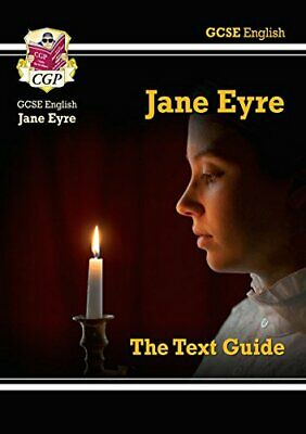 Grade 9-1 GCSE English Text Guide - Jane Eyre (CGP GCSE English ... by CGP Books