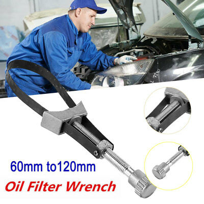 60mm To 120mm Diameter Adjustable Universal Durable Oil Filter Wrench
