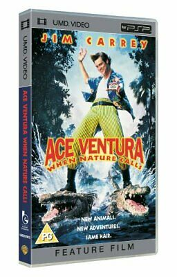 Ace Ventura - When Nature Calls [UMD Mini for PSP] - DVD  PGVG The Cheap Fast