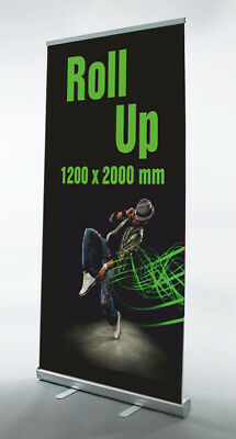 Roll Up Display 120 x 200 cm