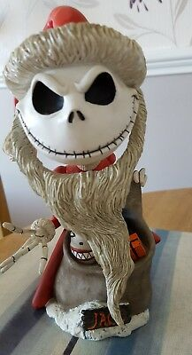 Nightmare Before Christmas. Jack Skellington Head Knocker. Used.