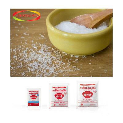 Ajinomoto MSG Monosodium Glutamate soup Cooking Seasoning Extract Umami Flavor