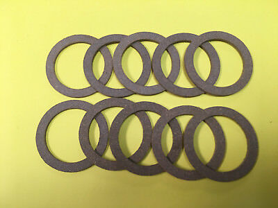 Lot of 10 Minneapolis Moline G GB U UT Z ZB Tractor Sediment Bowl Gasket 10P345