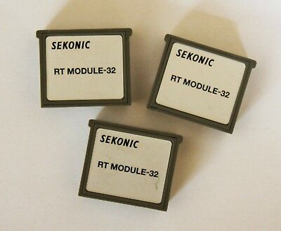 Sekonic  RT-32 Radio Transmitter Module-For L-358, L-558 and L-608