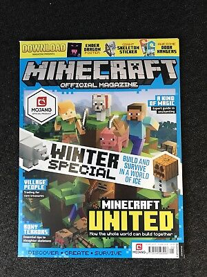 MINECRAFT OFFICIAL MAGAZINE - download 05