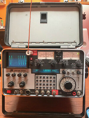 Aeroflex IFR FM/AM 1200A Communications Service Monitor